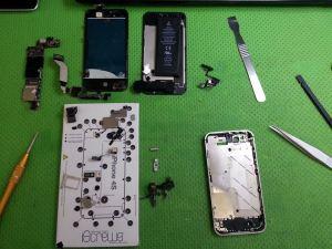 iphone4 smontato